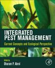 Integrated Pest Management: Current Concepts and Ecological Perspective Cover Image