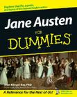 Jane Austen for Dummies Cover Image