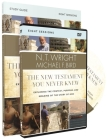The New Testament You Never Knew Study Guide with DVD: Exploring the Context, Purpose, and Meaning of the Story of God Cover Image