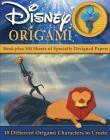 Disney Origami (Origami Books) Cover Image