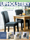 Singer Upholstery Basics Plus: Complete Step-by-Step Photo Guide Cover Image
