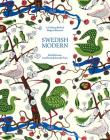 Swedish Modern: Estrid Ericson, Josef Frank, and Svenskt Tenn: A Coloring Book of Magical Interiors Cover Image