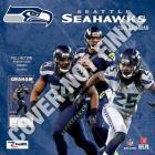 Seattle Seahawks 2019 12x12 Team Wall Calendar Cover Image