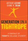 Generation on a Tightrope: A Portrait of Today's College Student (Coursesmart) Cover Image