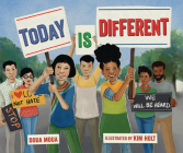 Today Is Different Cover Image