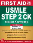 First Aid for the USMLE Step 2 Ck, Tenth Edition Cover Image