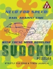 Need For Speed: Race Against Time With These Mind Boggling Sudoku Puzzles Cover Image