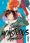 Sachi's Monstrous Appetite 5 Cover Image