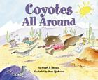 Coyotes All Around (MathStart 2) Cover Image