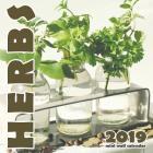 The Herb 2019 Mini Wall Calendar Cover Image