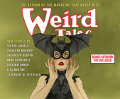 Weird Tales: The Return of the Magazine That Never Dies Cover Image