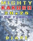 Mighty Kakuro: 100 puzzles 20x25 Cover Image