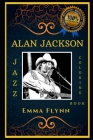 Alan Jackson Jazz Coloring Book: Let's Party and Relieve Stress, the Original Anti-Anxiety Adult Coloring Book Cover Image