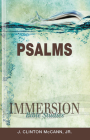 Immersion Bible Studies: Psalms Cover Image