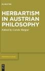 Herbartism in Austrian Philosophy (Meinong Studies / Meinong Studien #11) Cover Image