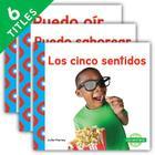 Los Sentidos (Senses) (Spanish Version) (Set) Cover Image