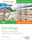 OCR Sociology Student Guide 2: Researching and Understanding Social Inequalities2 Cover Image