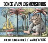 Donde Viven Los Monstruos (Where the Wild Things Are) Cover Image