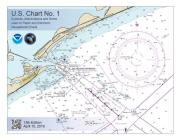 U.S. Chart No. 1 - 13th Edition: Symbols, Abbreviations and Terms Used on Paper and Electronic Navigational Charts Cover Image