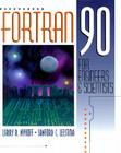 FORTRAN 90 for Engineers and Scientists (Schaum's Outlines) Cover Image