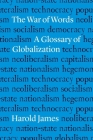 The War of Words: A Glossary of Globalization Cover Image
