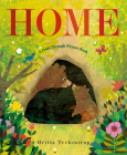 Home: A Peek-Through Picture Book Cover Image