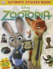 Ultimate Sticker Book: Disney Zootopia Cover Image