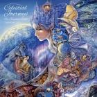Celestial Journeys by Josephine Wall Wall Calendar 2021 (Art Calendar) Cover Image