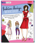 Fashion Design Workshop: Stylish step-by-step projects and drawing tips for up-and-coming designers (Walter Foster Studio) Cover Image