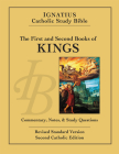 1 & 2 Kings: Ignatius Catholic Study Bible Cover Image