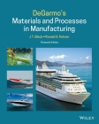 Degarmo's Materials and Processes in Manufacturing Cover Image