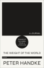 The Weight of the World: A Journal Cover Image