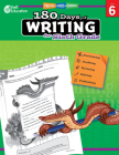 180 Days of Writing for Sixth Grade: Practice, Assess, Diagnose (180 Days of Practice) Cover Image
