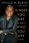 Where You Are Is Not Who You Are: A Memoir Cover Image