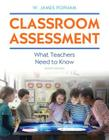 Classroom Assessment: What Teachers Need to Know with Mylab Education with Enhanced Pearson Etext, Loose-Leaf Version -- Access Card Package [With Acc Cover Image