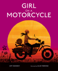 Girl on a Motorcycle Cover Image