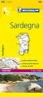 Michelin: Sardegna (Michelin Maps #366) Cover Image
