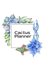 Cactus Planner Cover Image