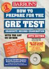 How to Prepare for the GRE Test with CD-ROM Cover Image