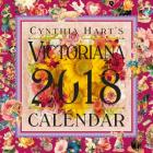 Cynthia Hart's Victoriana Wall Calendar 2018 Cover Image