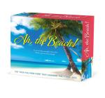 Ah, the Beach! 2022 Box Calendar, Daily Tropical Desktop Cover Image