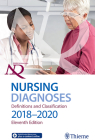 Nanda International Nursing Diagnoses: Definitions & Classification, 2018-2020 Cover Image