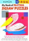 My Book of Pasting: Jigsaw Puzzles Cover Image