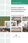 Resource Guide on Decentralisation and Local Government Cover Image