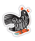 Rise Up Reader Sticker Cover Image