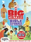 The Big Picture Interactive Bible Stories for Toddlers New Testament: Connecting Christ Throughout God's Story (The Big Picture Interactive / The Gospel Project) Cover Image