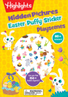Easter Hidden Pictures Puffy Sticker Playscenes (Highlights Puffy Sticker Playscenes) Cover Image