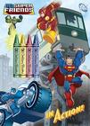 In Action! (DC Super Friends) Cover Image