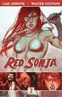 Red Sonja Volume 2: The Art of Blood and Fire Cover Image