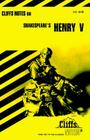 CliffsNotes on Shakespeare's Henry V Cover Image